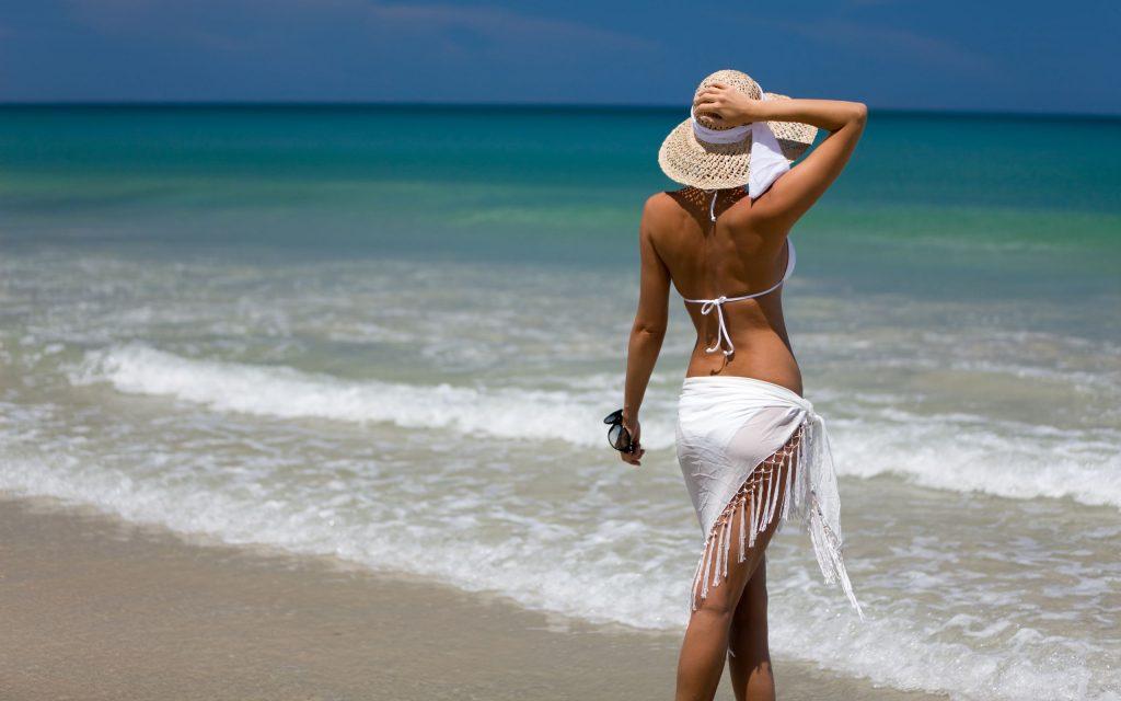 Beach Anse Lazio